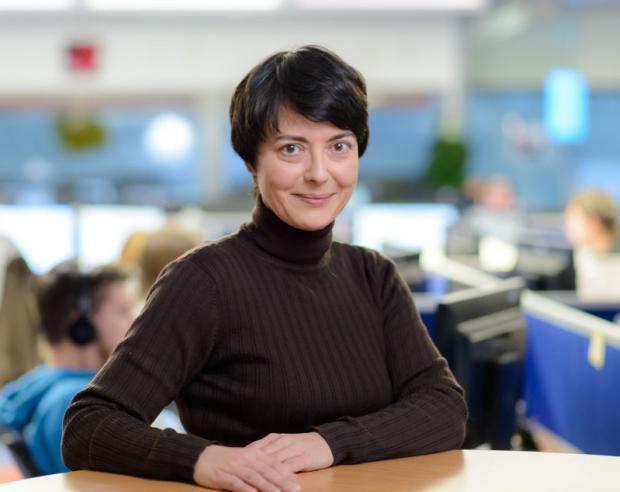Lucie Vopálenská