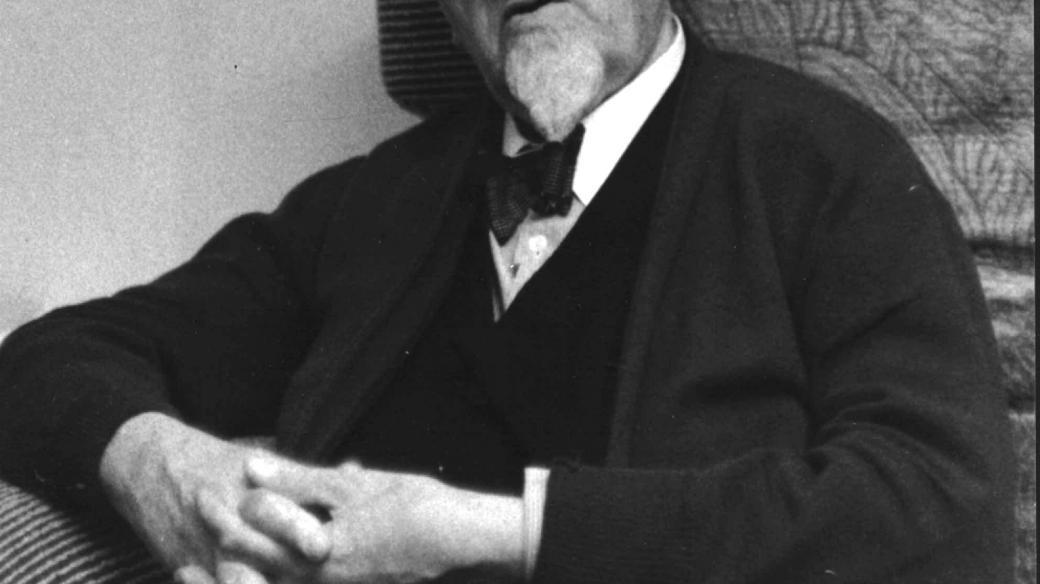 Max Švabinský, v roce 1948