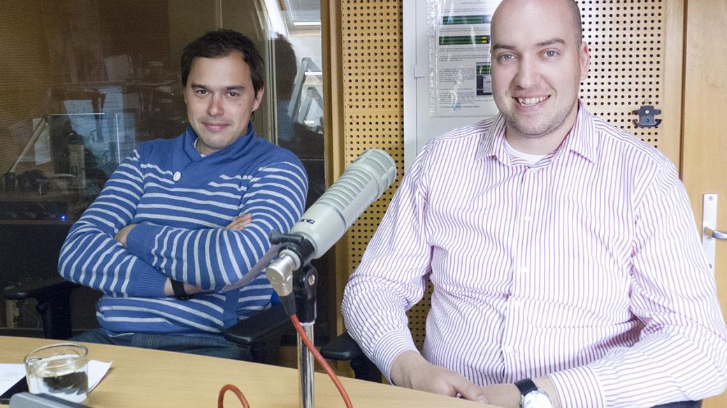 Filip Sajler a Ondřej Slanina, to jsou Kluci v akci
