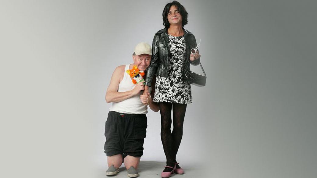 Růžena a Dominik