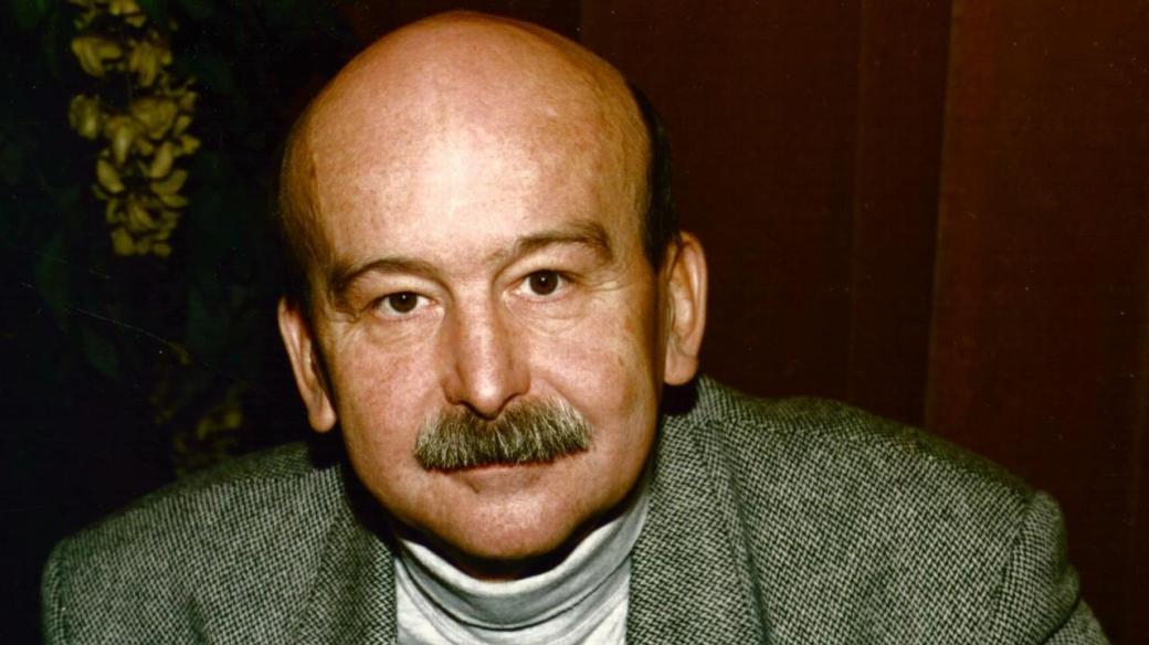 Moderátor pořadu Tobogan Tomáš Sláma