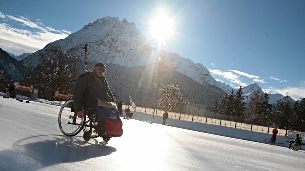 Radek Musílek ve Švýcarsku na Open Air