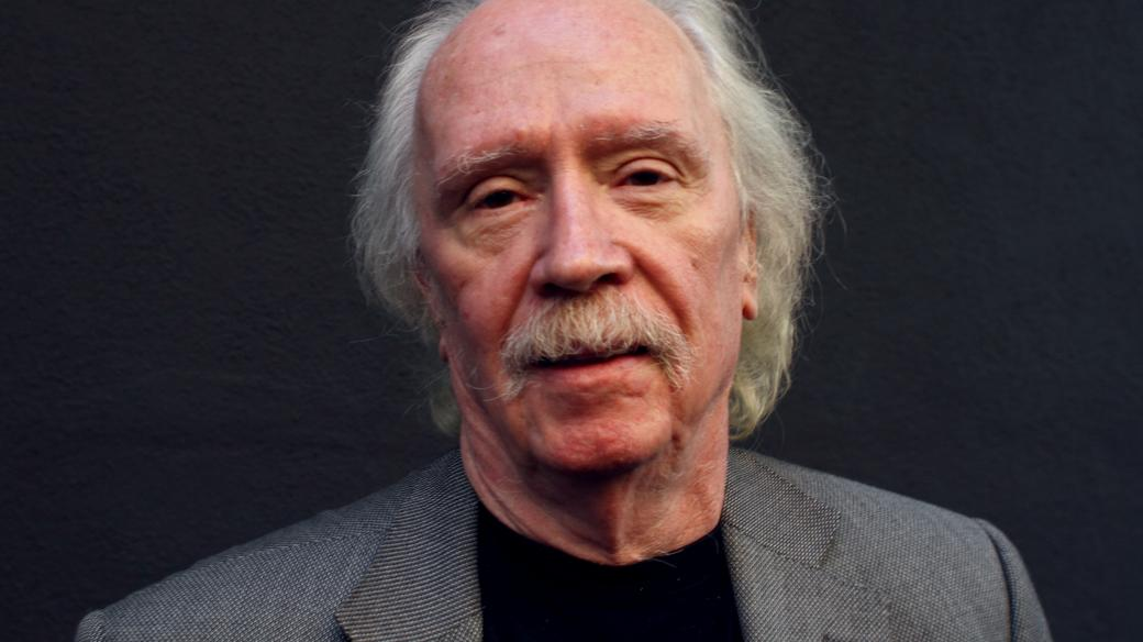 Režisér John Carpenter (foto Nathan Hartley Maas)