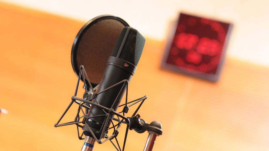 Český rozhlas Region, mikrofon