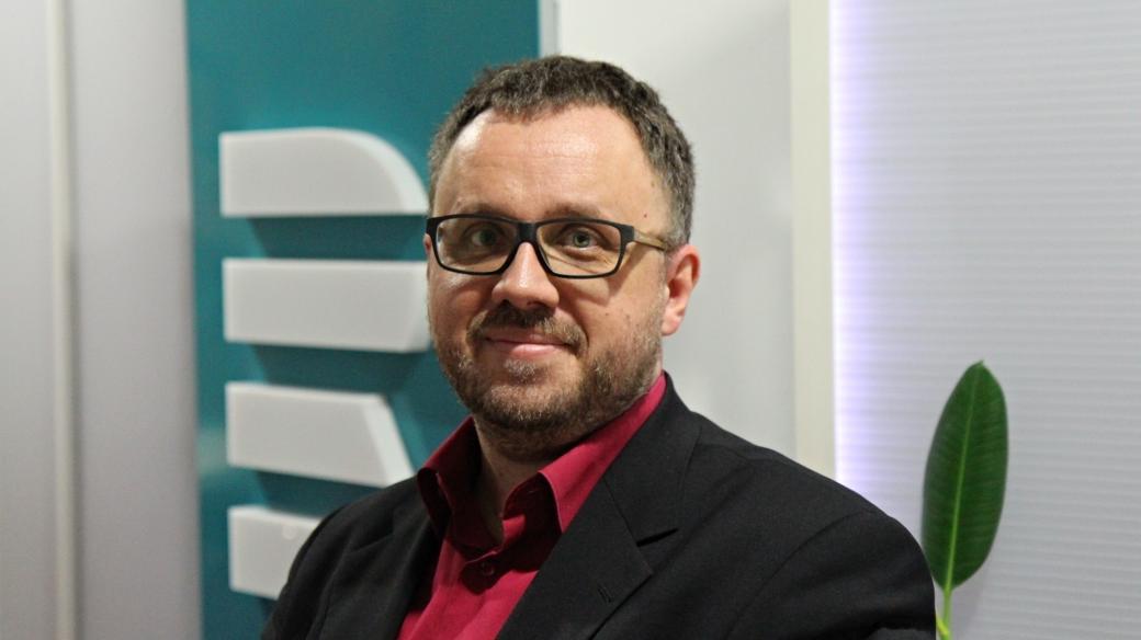 Spisovatel Michal Sýkora