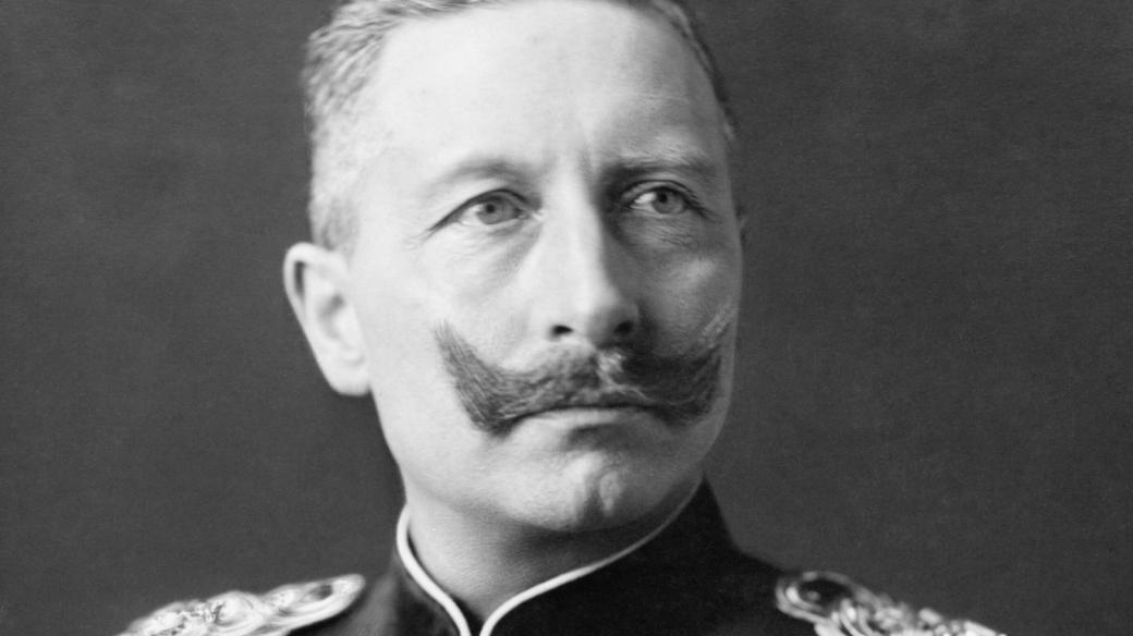 Německý císař Vilém II.