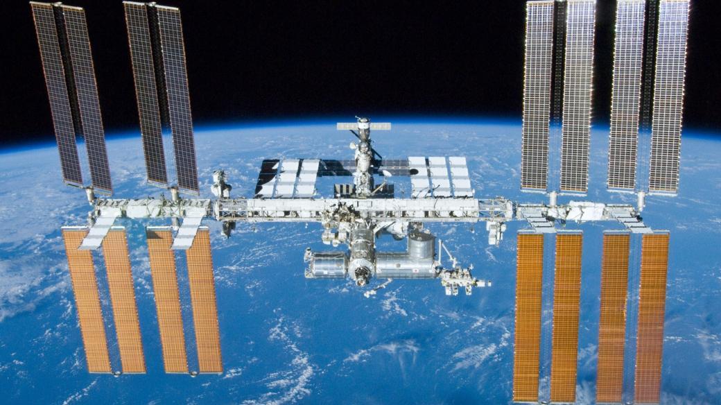 Mezinárodní vesmírná stanice ISS