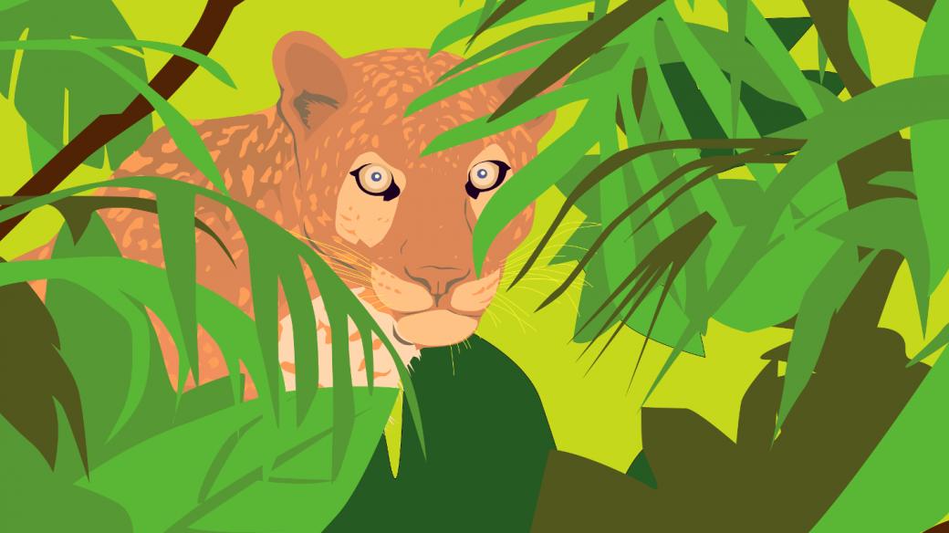 Šelma v džungli