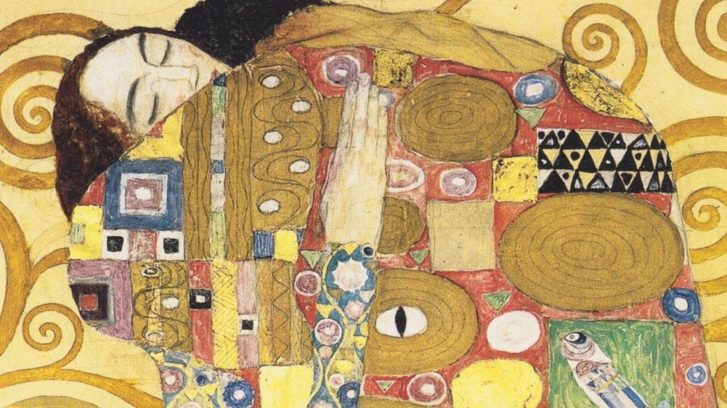 Gustav Klimt: Objetí