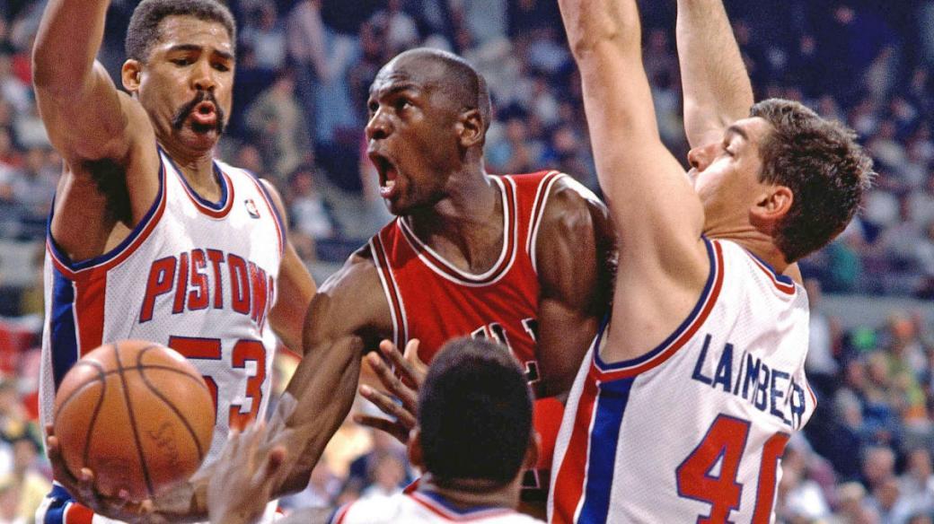 Michael Jordan v sérii Poslední představení