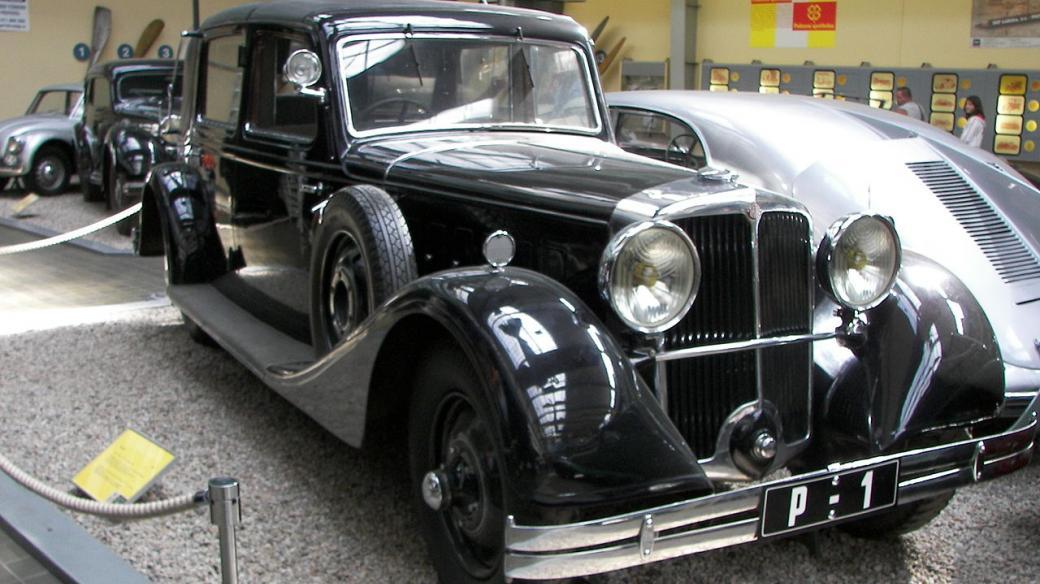 Masarykova Tatra 80