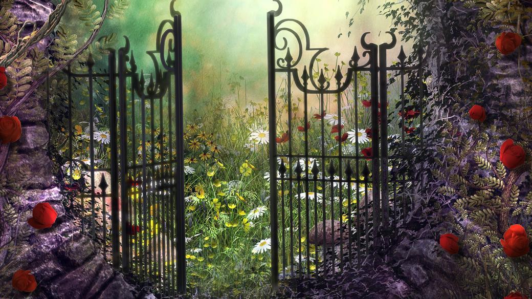 Co ukrývá zanedbaná zahrada?
