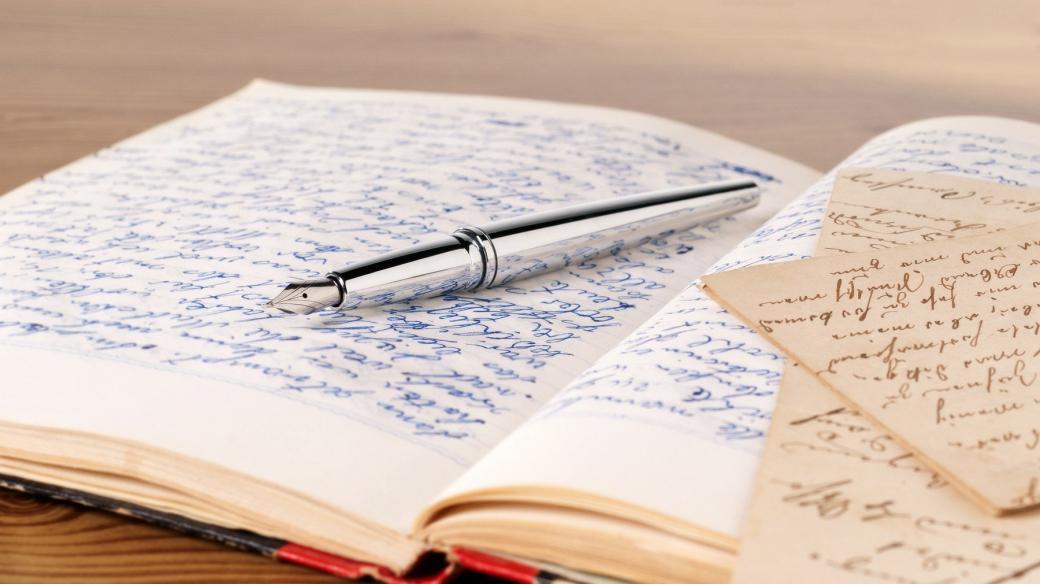 Deník (ilustrační foto)