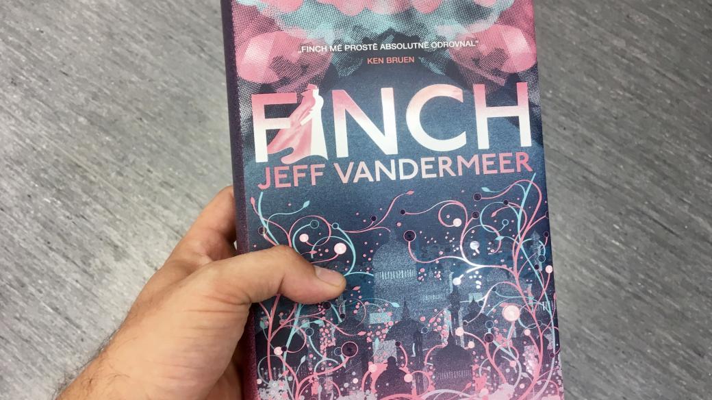 Jeff VanderMeer: Finch
