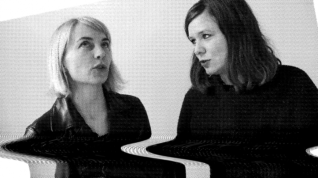Ivana Veselková a Zuzana Fuksová