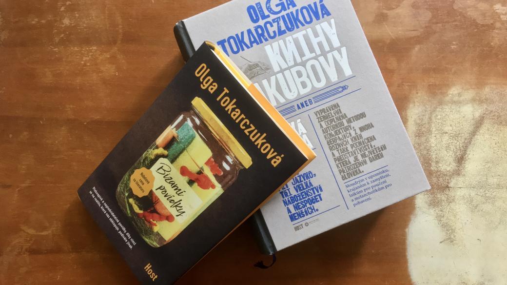 Knihy Olgy Tokarczukové