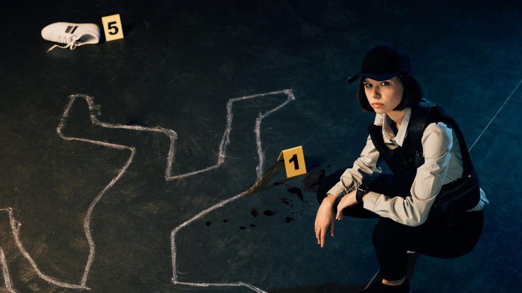 vyšetřování zločinu