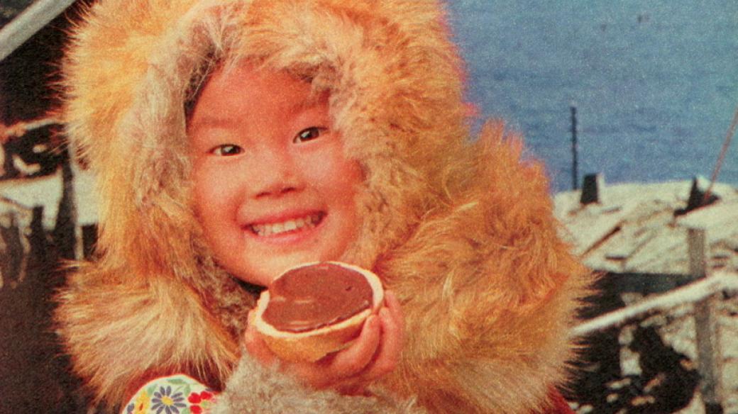 Dobová reklama na Nutellu od firmy Ferrero