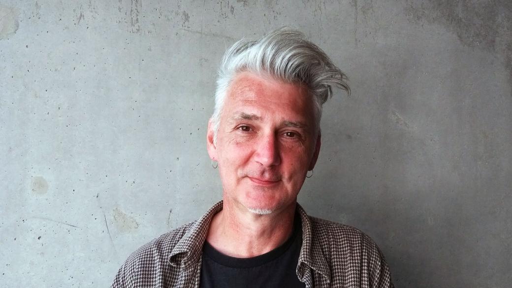 Otto M. Urban, host pořadu Hovory