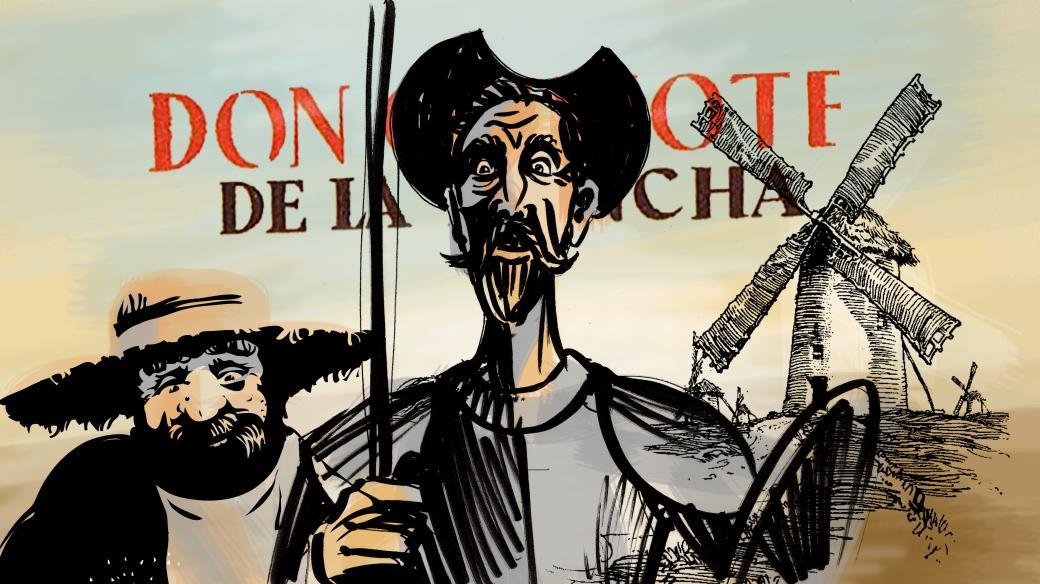 Příběhy Dona Quijota