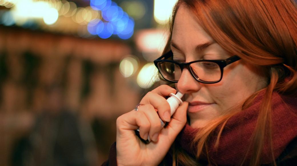 V zimním období se musíme dobře starat také o sliznice v dýchacích cestách (ilustrační foto)