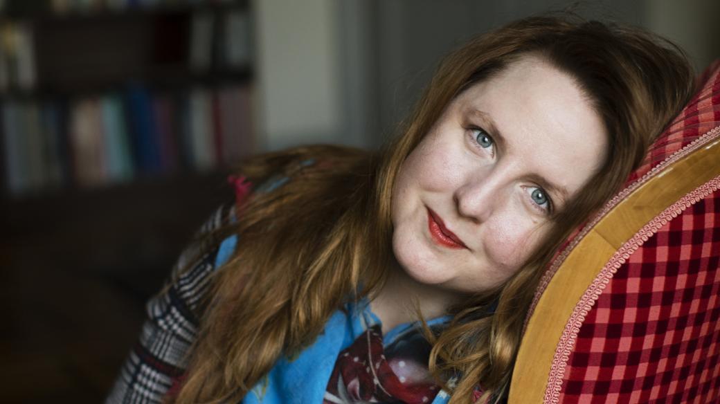 Švédská autorka Stina Stoor