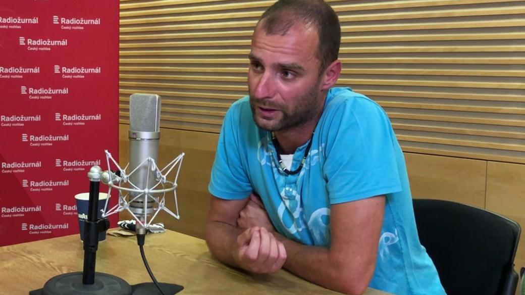 Tomáš Švaříček, cyklista a cestovatel