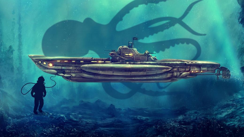 Co na vás čeká hluboko pod hladinou moře?