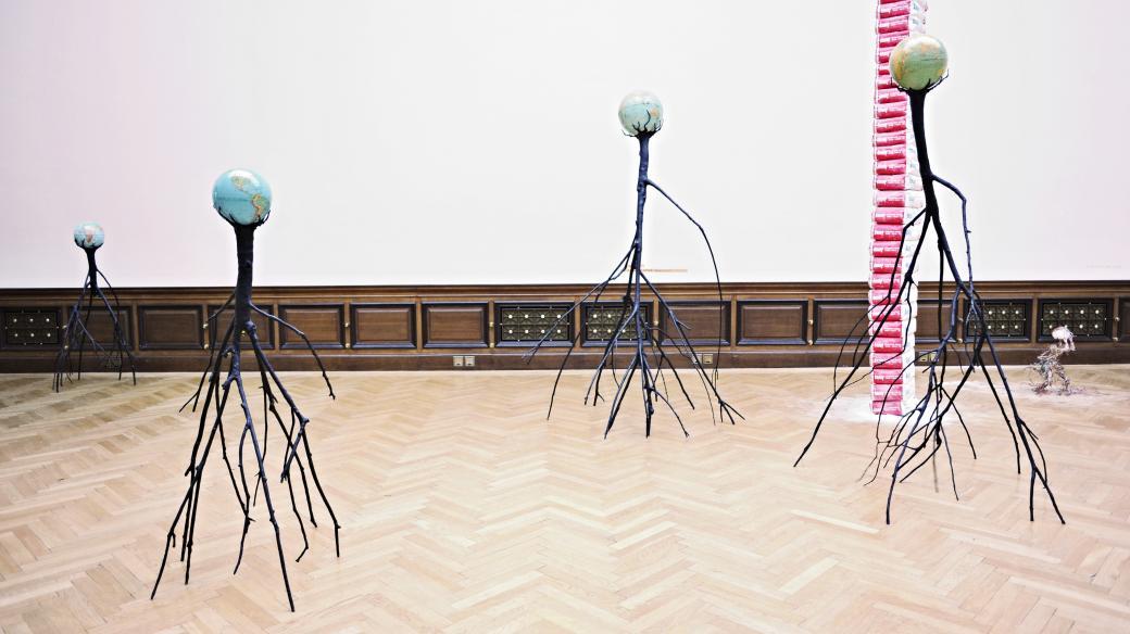 Krištof Kintera: Nervous Trees