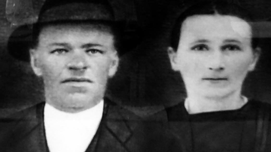 Anna a Jan Turýnovi byli zavražděni v Prlově v dubnu 1945