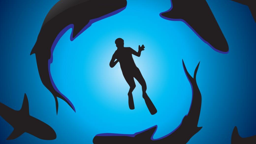 Jak se člověku změní život, když dostane žábry?