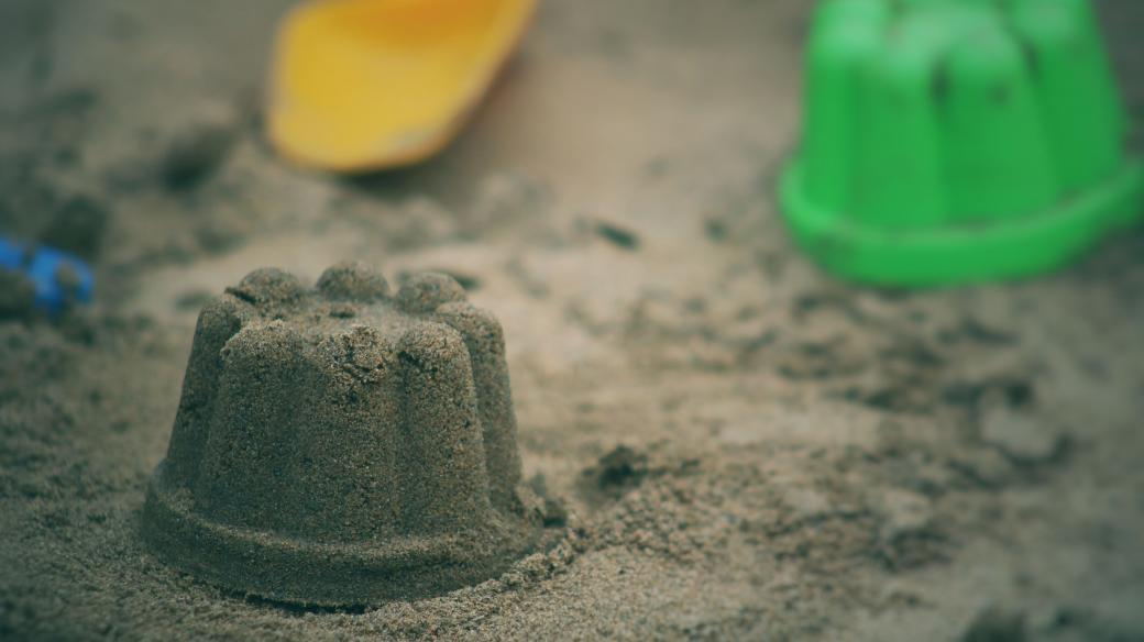 Pískoviště (ilustrační foto)