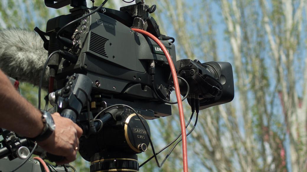 Liberecký kraj podpoří filmové projekty, které jsou  dějově spojeny s naším regionem (ilustrační snímek)
