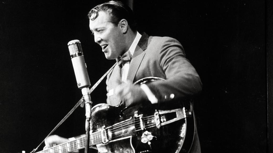 Bill Haley v roce 1957
