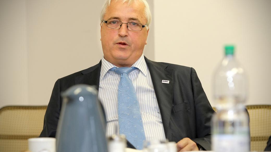 Jan Volný, poslanec ANO