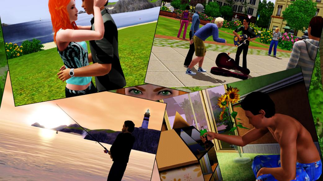 Ze hry The Sims