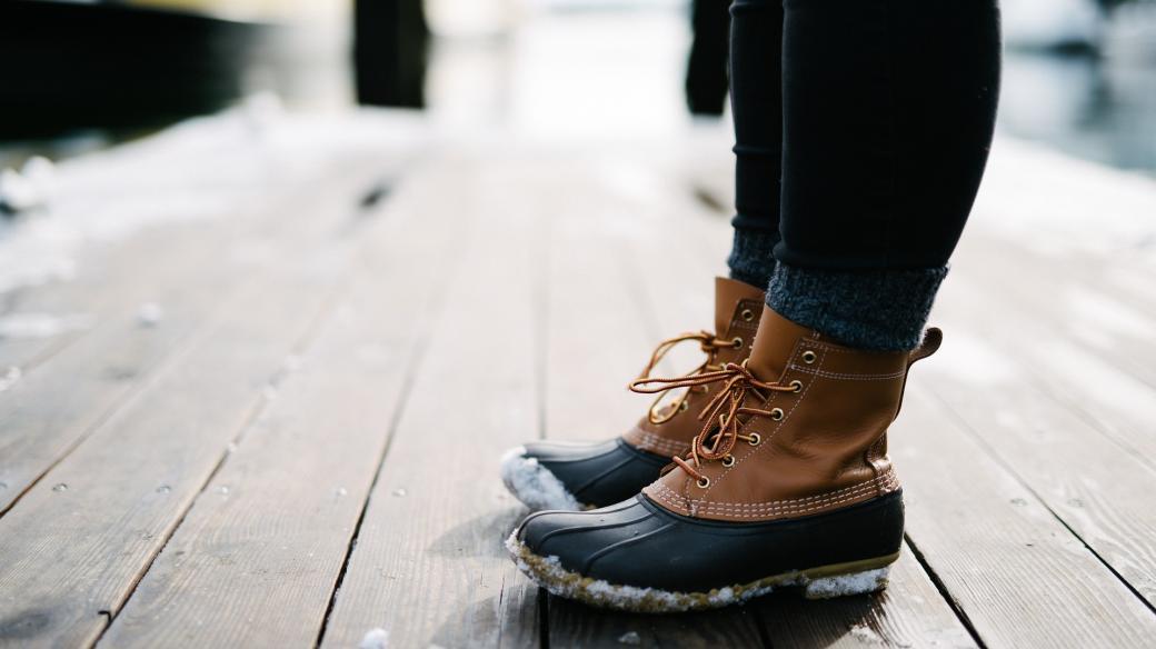 Nohy máme mít vždy v teple (ilustrační foto)