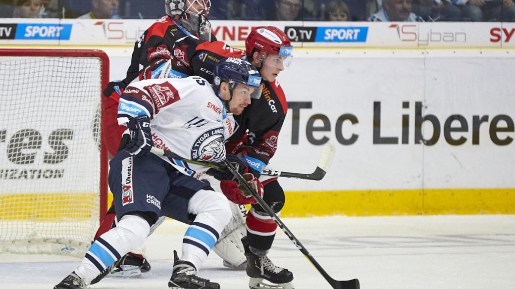 Sportovní cíle vás motivují, uvědomuje si po vítězství nad rakovinou hokejový útočník Liberce Jiří Průžek
