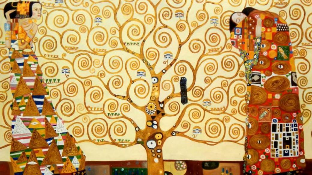 Gustav Klimt: Strom života (1909)