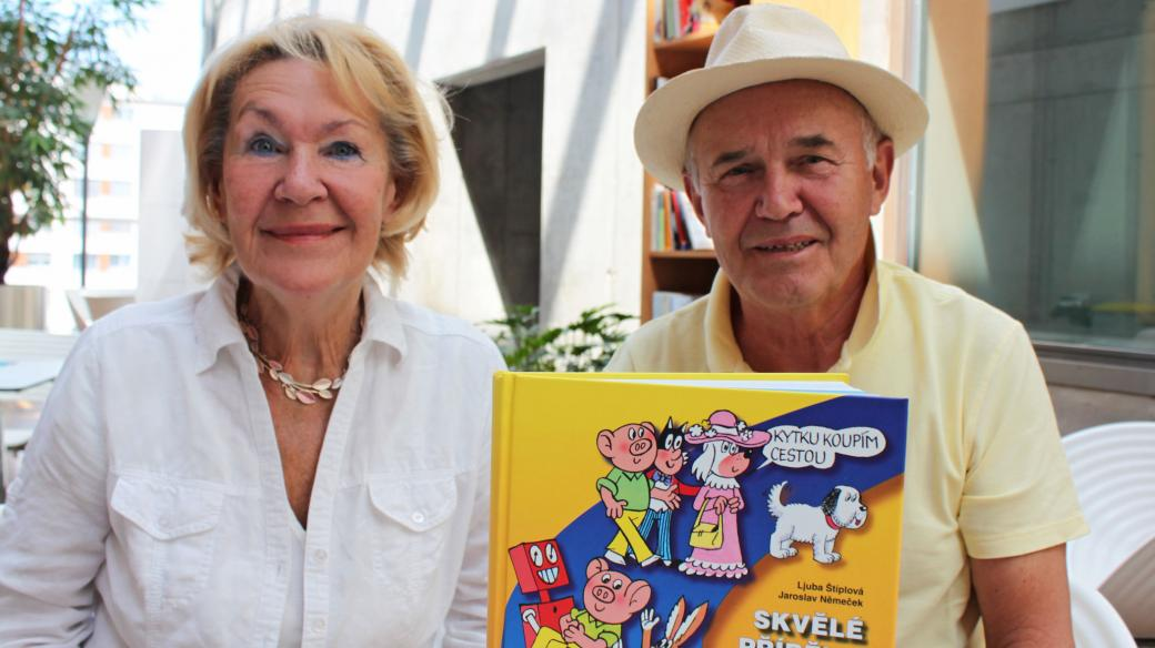 Lucie a Jaroslav Němečkovi