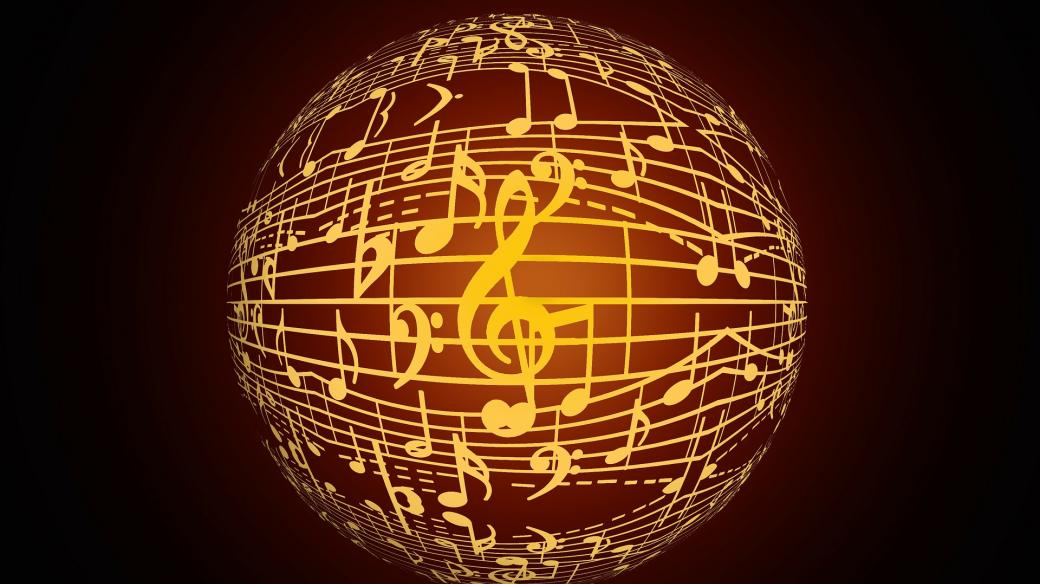 Barvy hudby