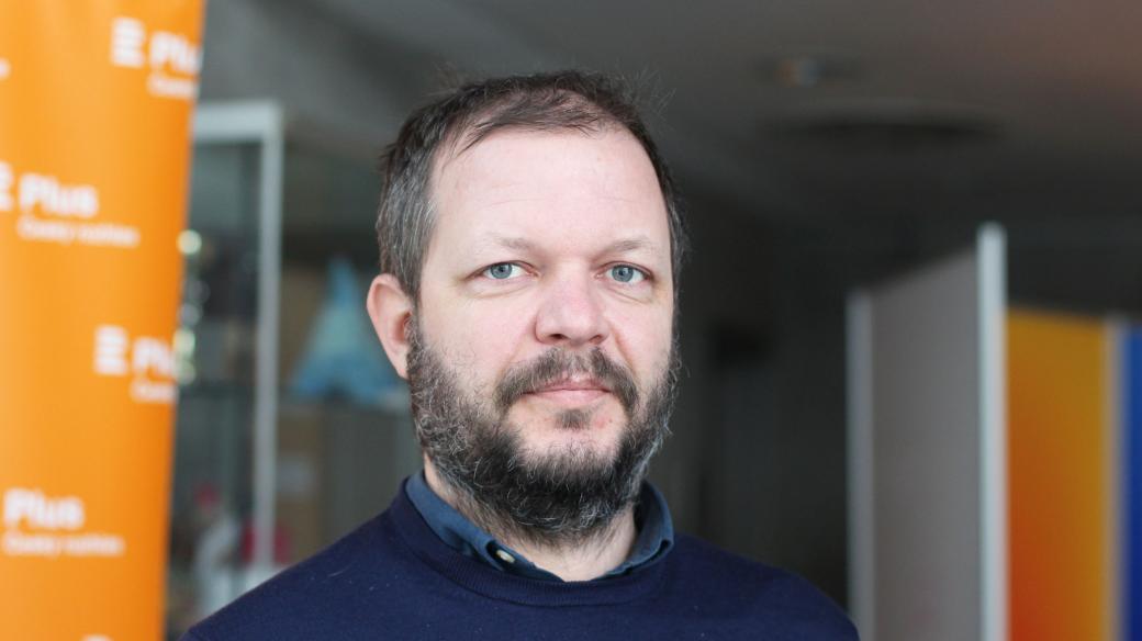 Matúš Kostolný, šéfredaktor Denník N; šéf zavražděného slovenského novináře Jána Kuciaka