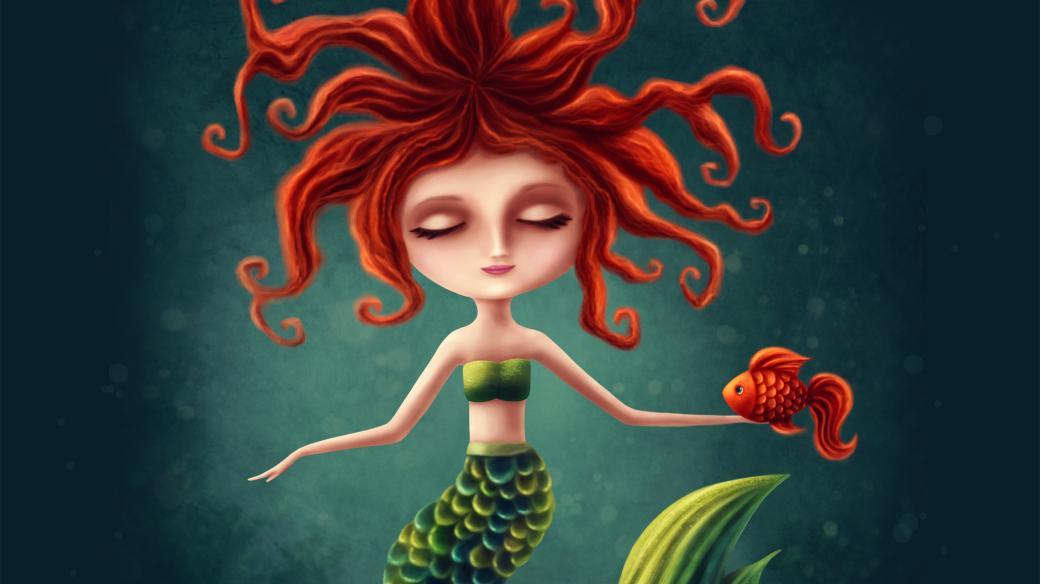 Jak dopadne láska malé mořské víly k lidskému princi?