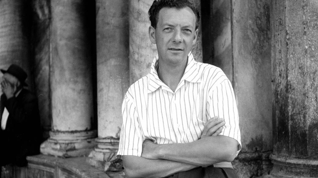 Benjamin Britten (1954)