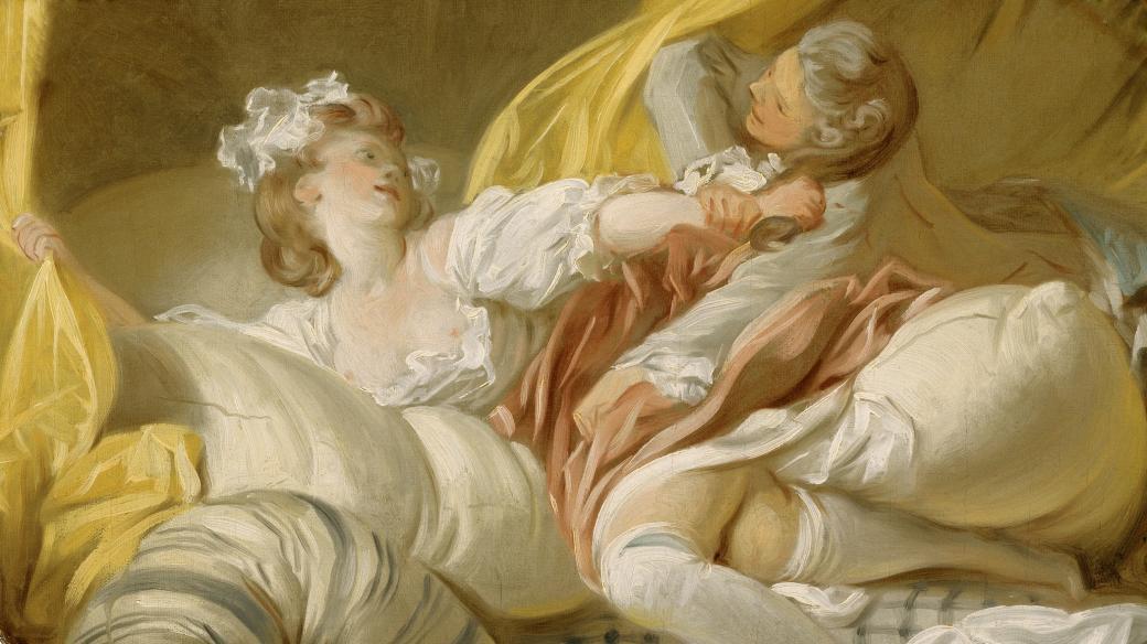 Jean-Honoré Fragonard: Krásný sluha
