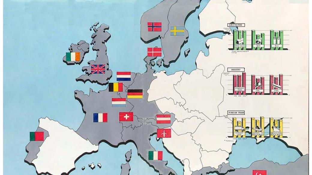 Marshallův plán na obnovu poválečné Evropy