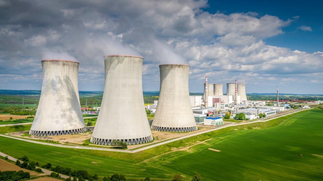 Jaderná elektrárna Dukovany (ilustrační foto)