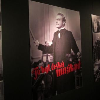 Velkoprostorový plakát - František Kmoch