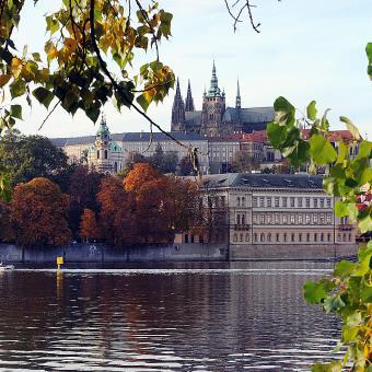 Pražský hrad, Praha (ilustrační foto)