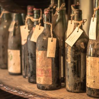 Archivní víno (ilustrační foto)